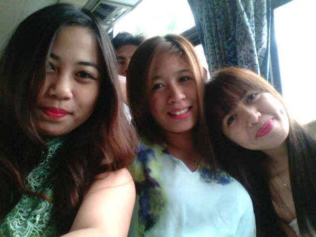 On our way :)