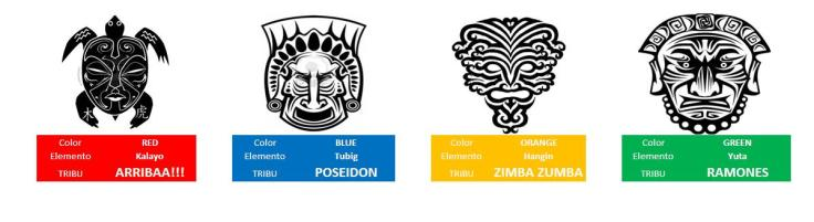 Our tribal logos