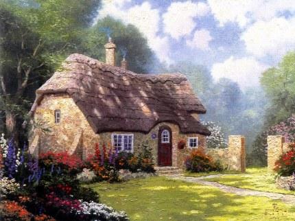 thomas-kinkade-oil-painting-526-40