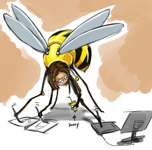 busy_bee_by_tyrantwache-d33yc5z