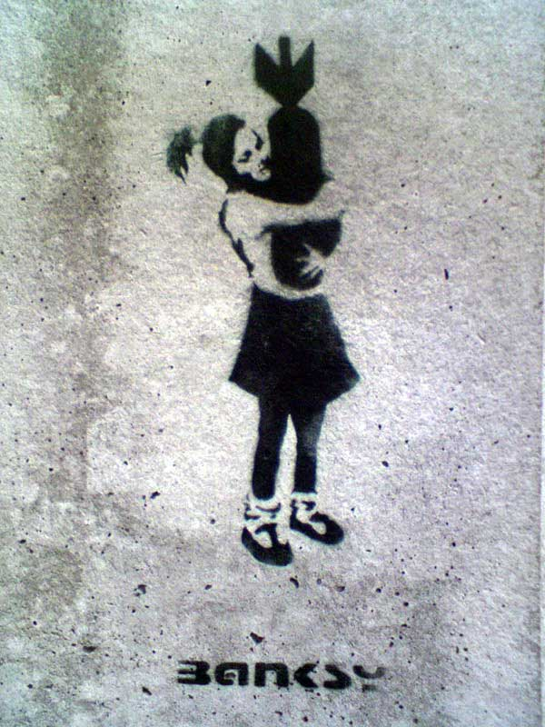 banksy-graffiti-street-art-girl-with-a-bomb