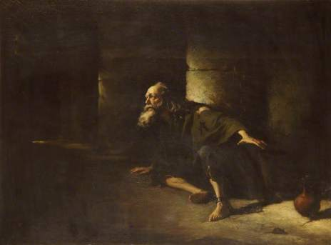 Daniels, William, 1813-1880; The Prisoner of Chillon