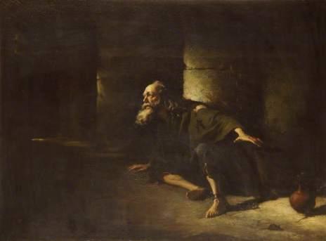 Daniels, William, 1813-1880; The Prisoner of Chillon