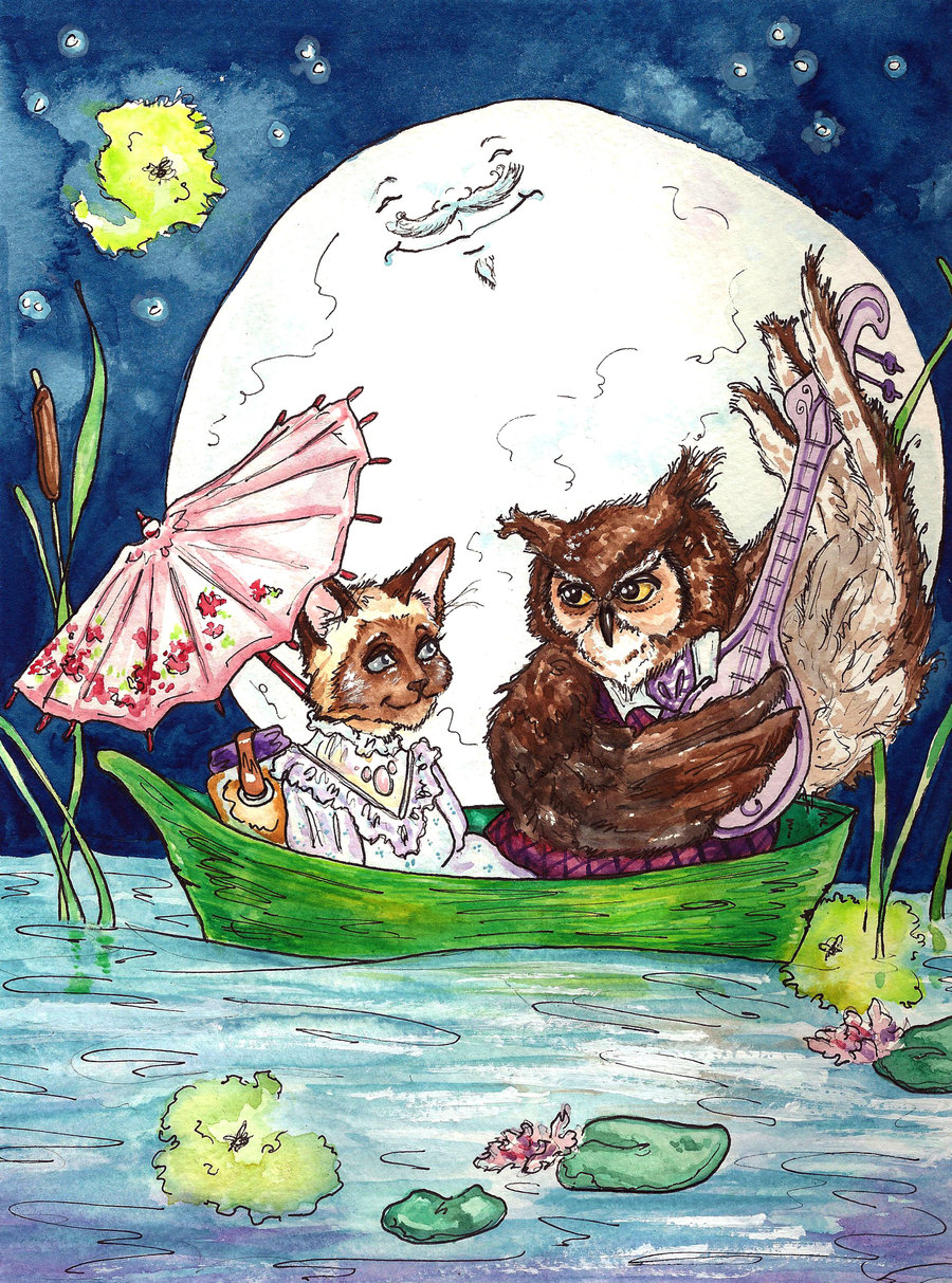 owl_and_the_pussycat__edward_lear_by_pseudooctopus-d4rpc7f