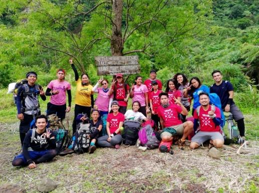 Conquered Alto Peak!